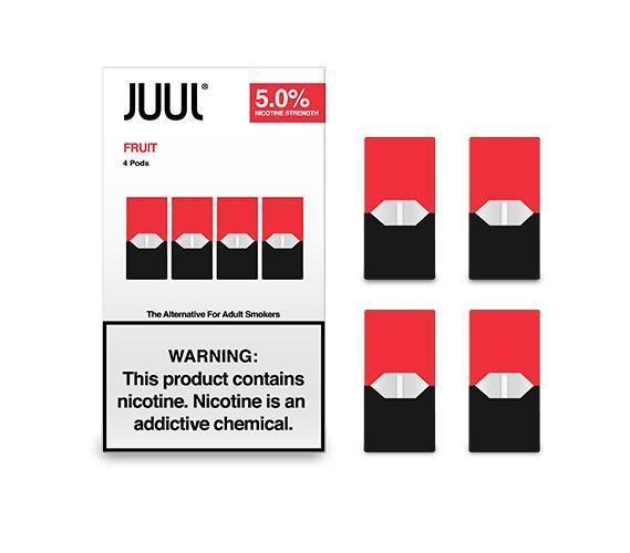 JUUL Pod Fruit 4 Pod Pack