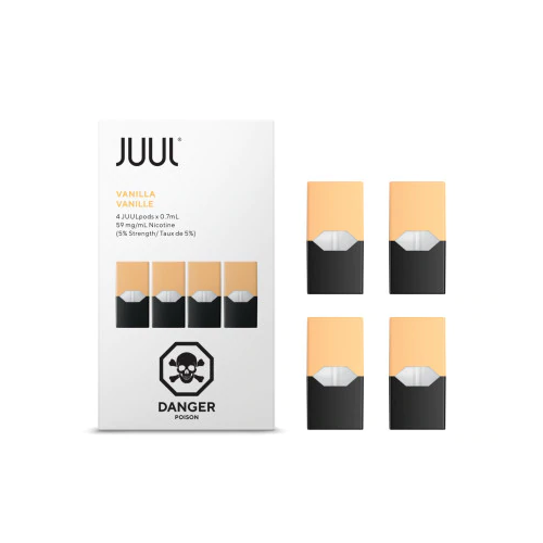 Vanilla JUUL Pods