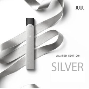 JUUL Silver Basic Kit Limited Edition