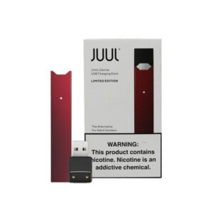 Juul Maroon Basic Kit