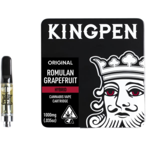 Romulan Grapefruit Kingpen