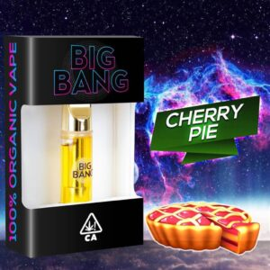 Big Bang Cherry Pie