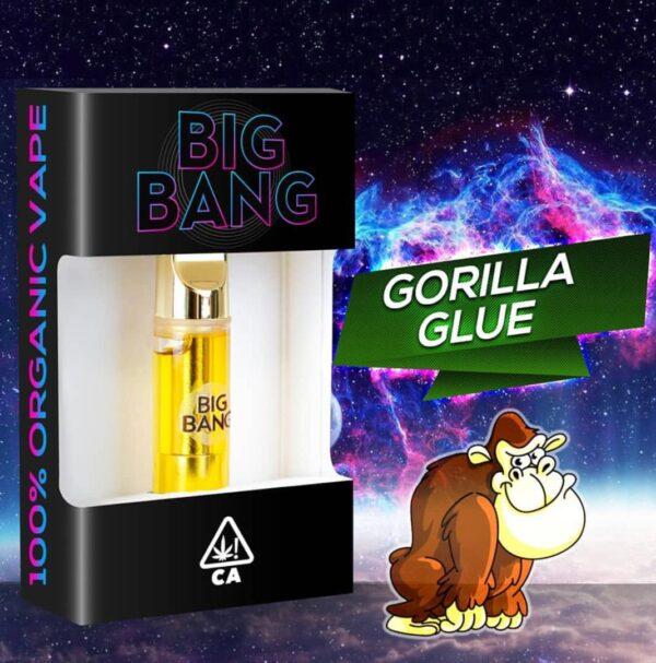 Big Bang Gorilla Glue
