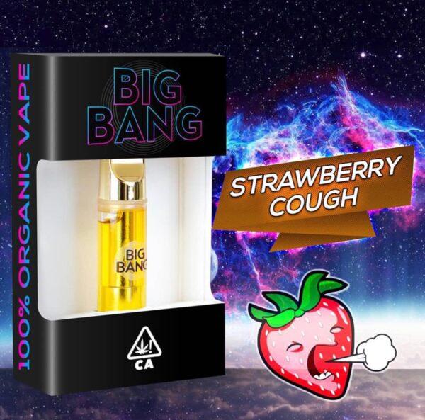 Big Bang Strawberry Cough