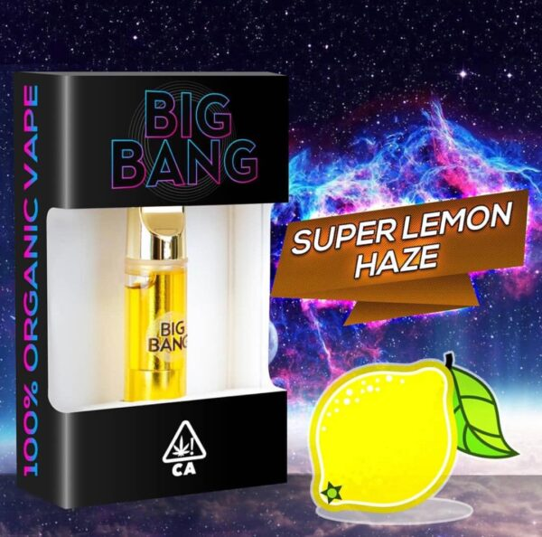 Big Bang Super Lemon Haze