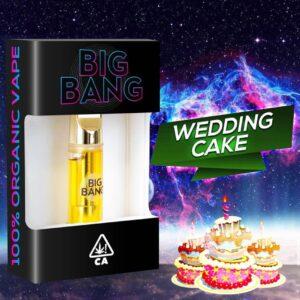 Big Bang Wedding Cake