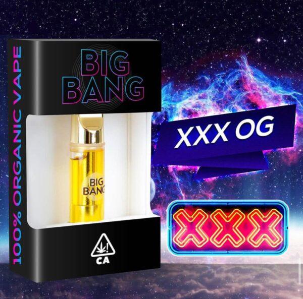 Big Bang XXX OG